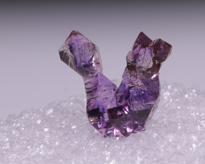 Mineral Movies: Amethyst, Kakamunurle Mine, Karur District